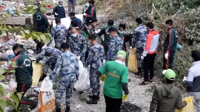 Dharan Day - Cleaning Video